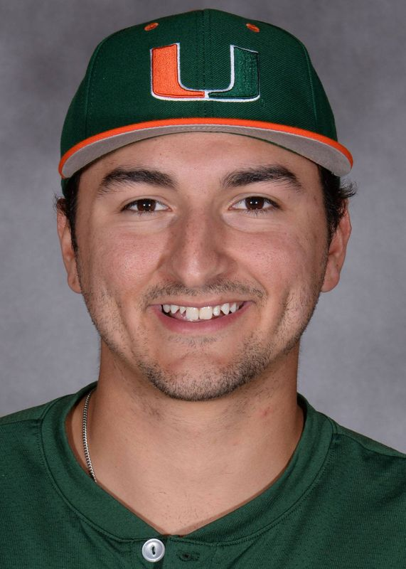 Christopher Barr - Baseball - University of Miami Athletics