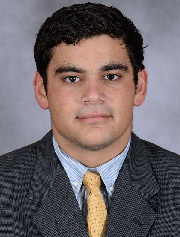 Danny Dominguez - Football - University of Miami Athletics