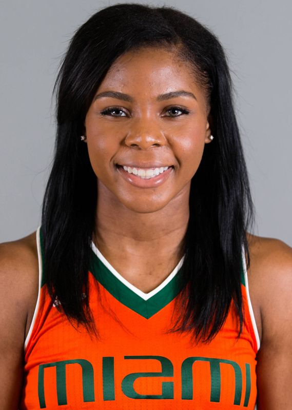 Michelle Woods - Women's Basketball - University of Miami Athletics