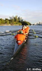 Miami Heads to Pacific Northwest for Opening Day Regatta