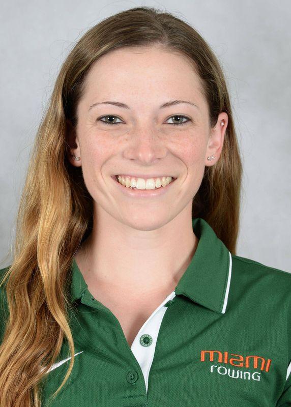 Meghan Hamilton - Rowing - University of Miami Athletics