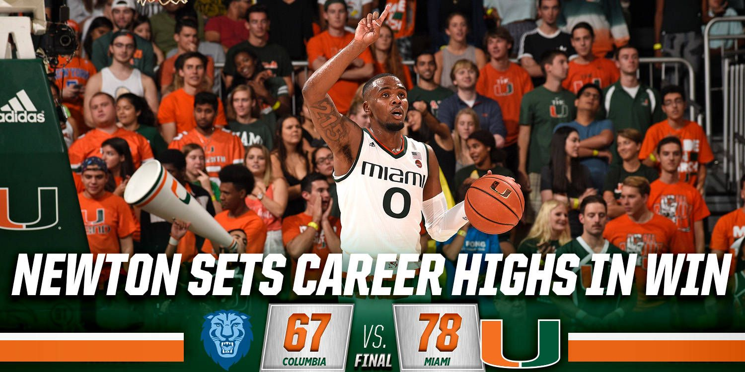 Miami Ends Non-Conference Play With 78-67 Win