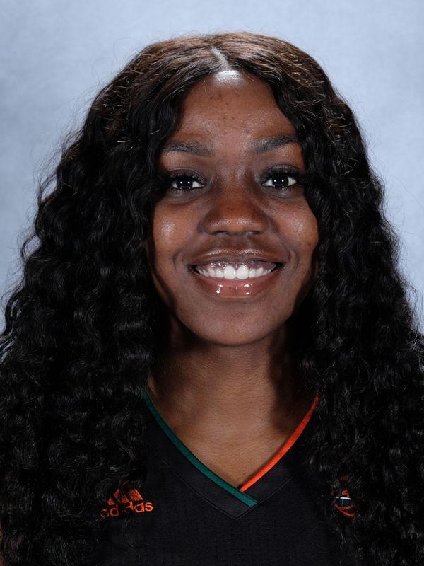 Beatrice Mompremier - Women's Basketball - University of Miami Athletics