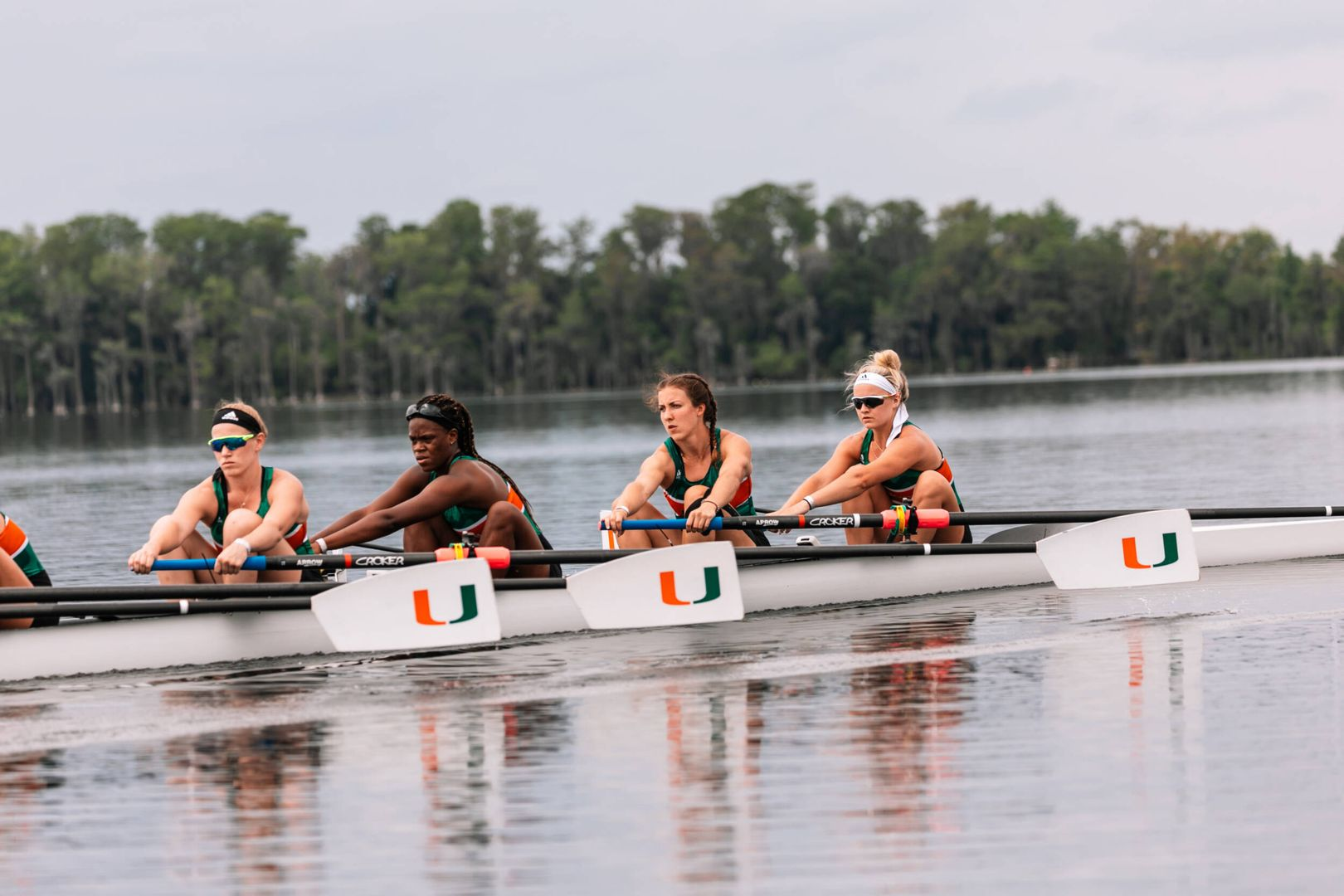 Canes Close Out Day 1 Of Lake Wheeler Invite