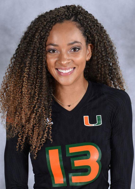 Maya Sullivan - Volleyball - University of Miami Athletics