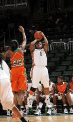 Hurricanes Breeze by Brown in UM Holiday Tournament, 81-41