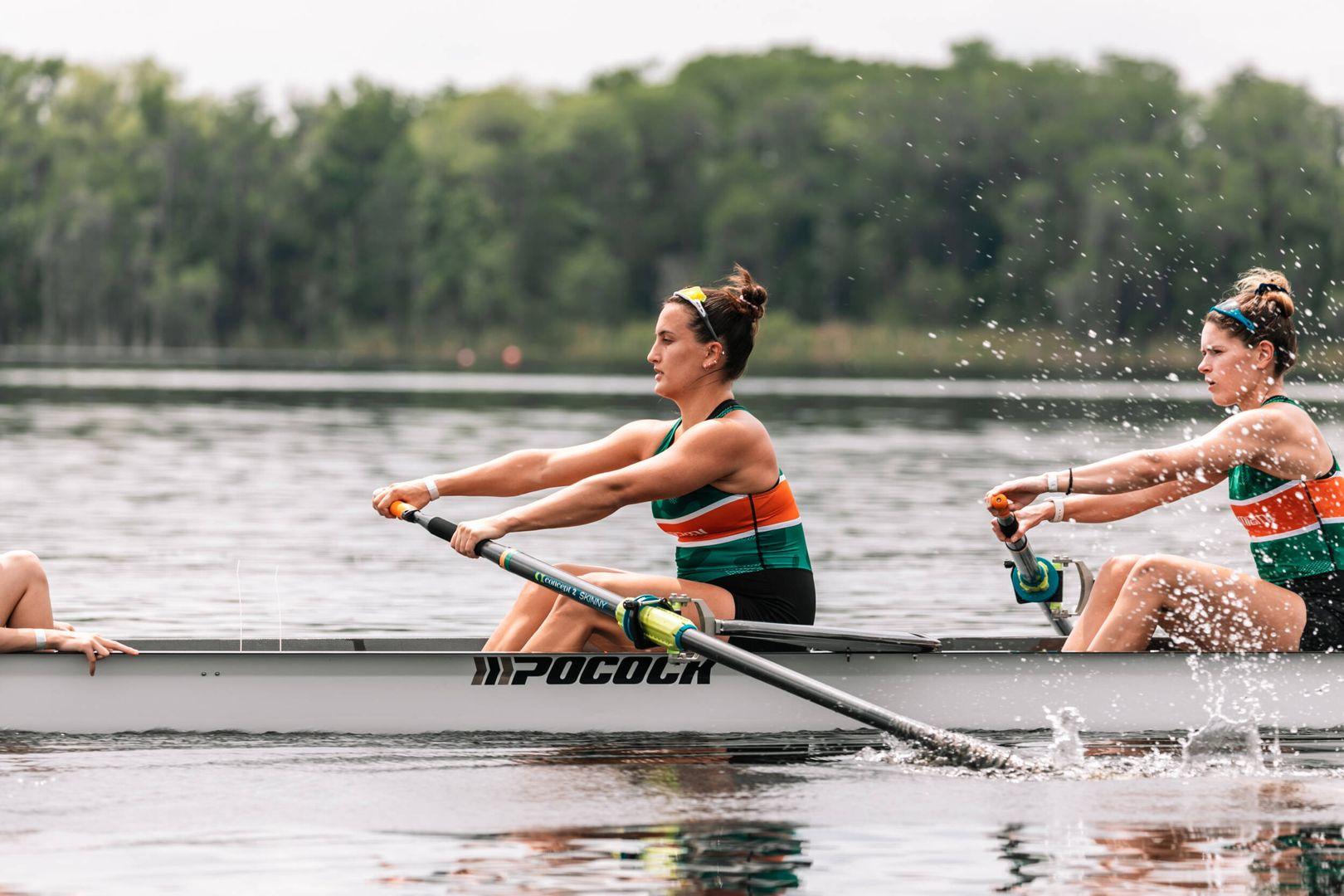 Teamwork Gives Miami A Competitive Edge