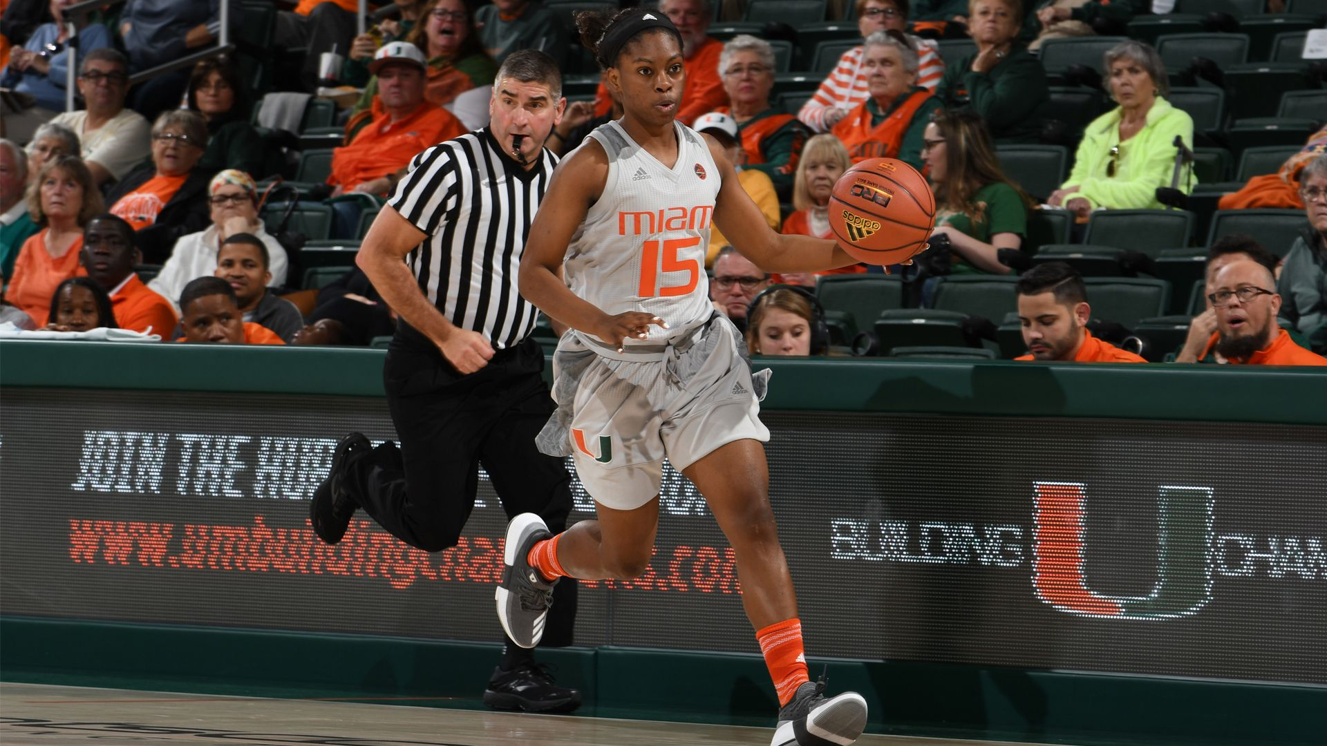 WBB Falls to Wake Forest, 61-50