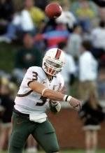 ABC Sports, ESPN College Football Analysts Nominate Miami QB Kyle Wright for Cingular/ABC Sports Player of the Week