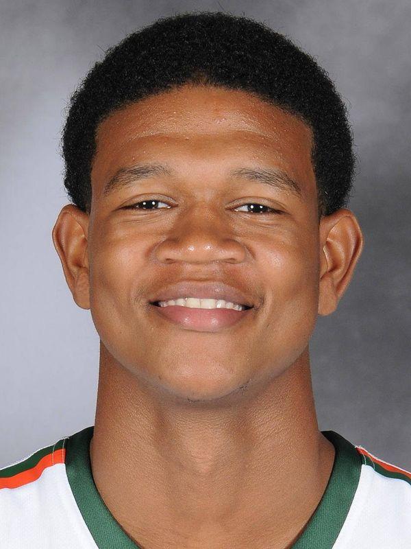 Rion Brown - Men's Basketball - University of Miami Athletics