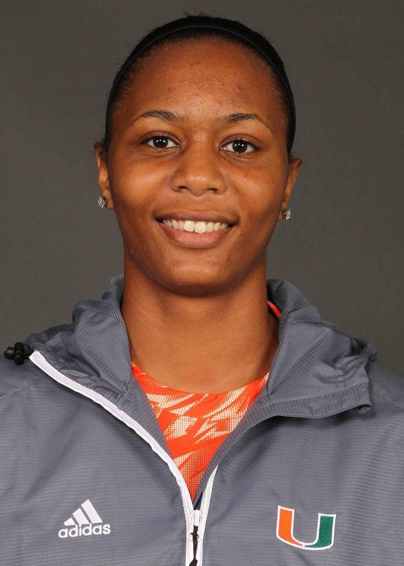 Dakota Dailey-Harris - Track & Field - University of Miami Athletics