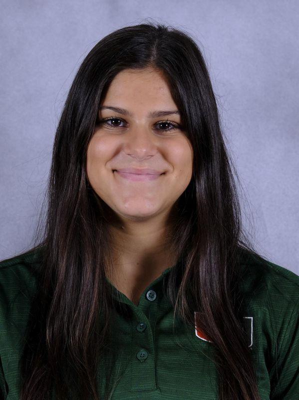 Sophia Hussain -  - University of Miami Athletics