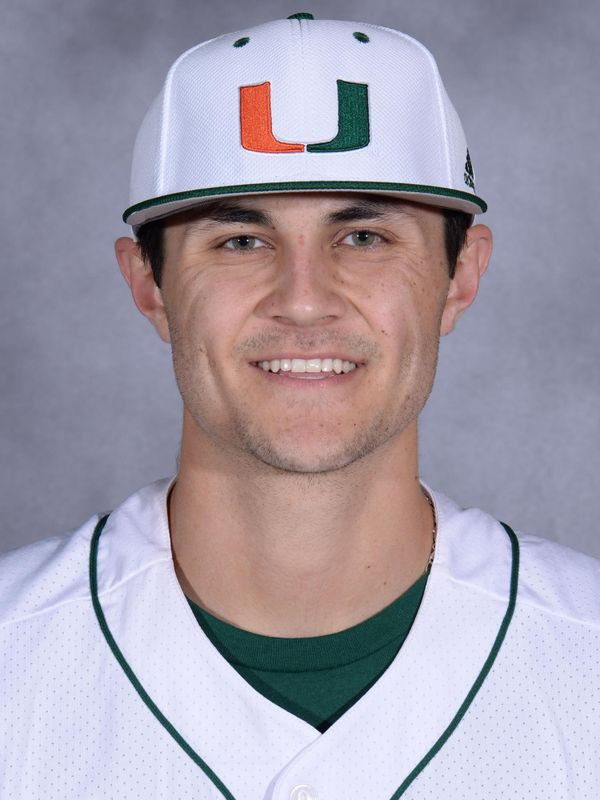 Kam Lane - Baseball - University of Miami Athletics