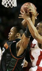Miami Falls On The Road At Louisville, 82-59