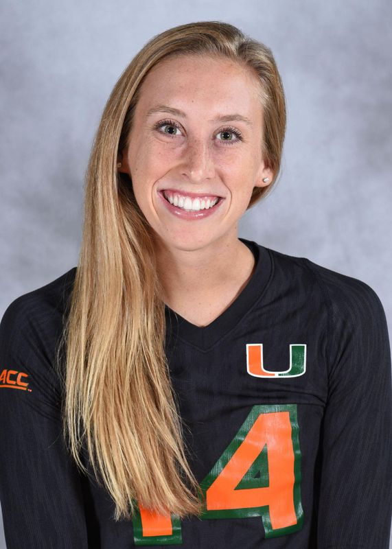 Kolby Bird - Volleyball - University of Miami Athletics
