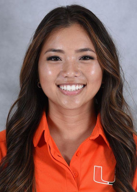 Serena Hou - Golf - University of Miami Athletics