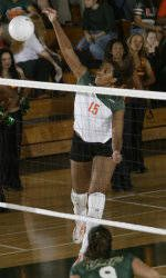 Johnson Named to 2005 Preseason All-ACC Volleyball Team