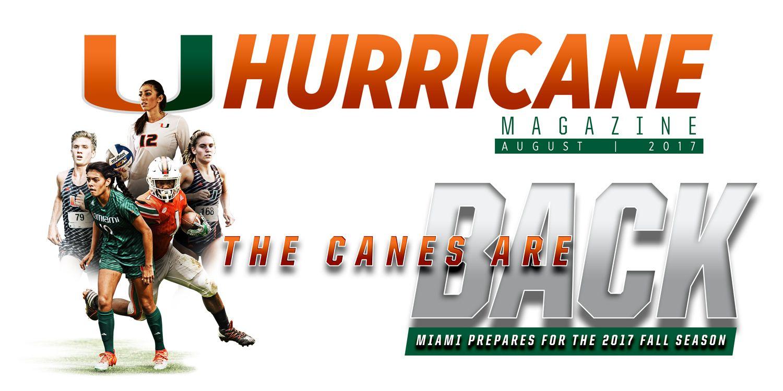 Hurricane Magazine - August Edition